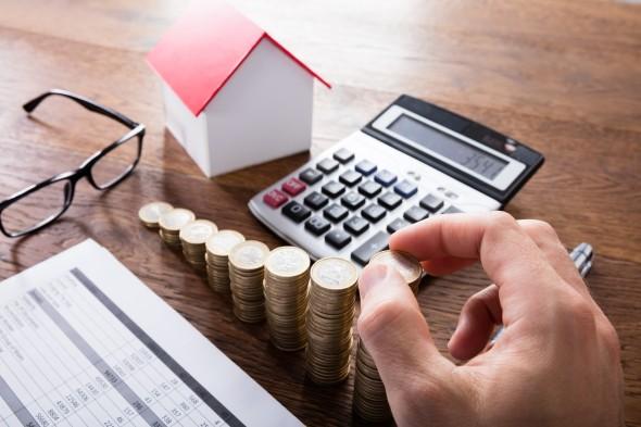 была Налог на имущество физических лиц с ипотекой был