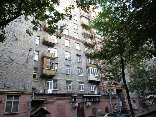 В аренду сдается квартира по адресу: фрунзенская наб 12